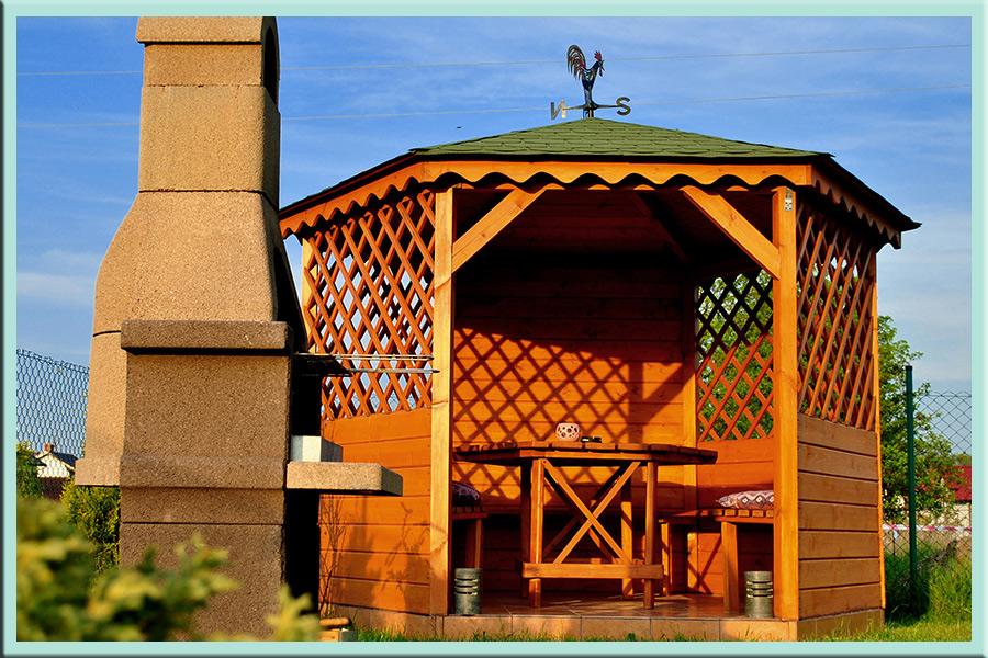 sarbinowo domki letniskowe